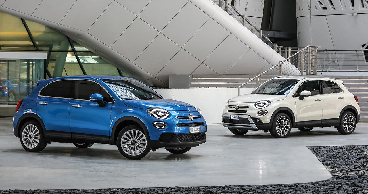 New Fiat 500X: back to the future with new FireFly engines