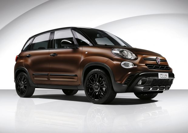 New 500L S-Design – Sporty Emotions Styled for Young Families
